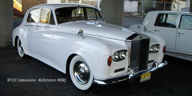 RT22 Limo NJ 1963 Rolls Royce Silver Cloud